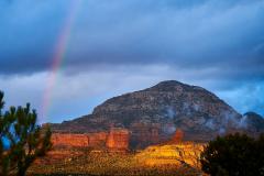 Thunder Mountain Rainbow